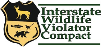 Logo for the Interstate Wildlife Violator Compact