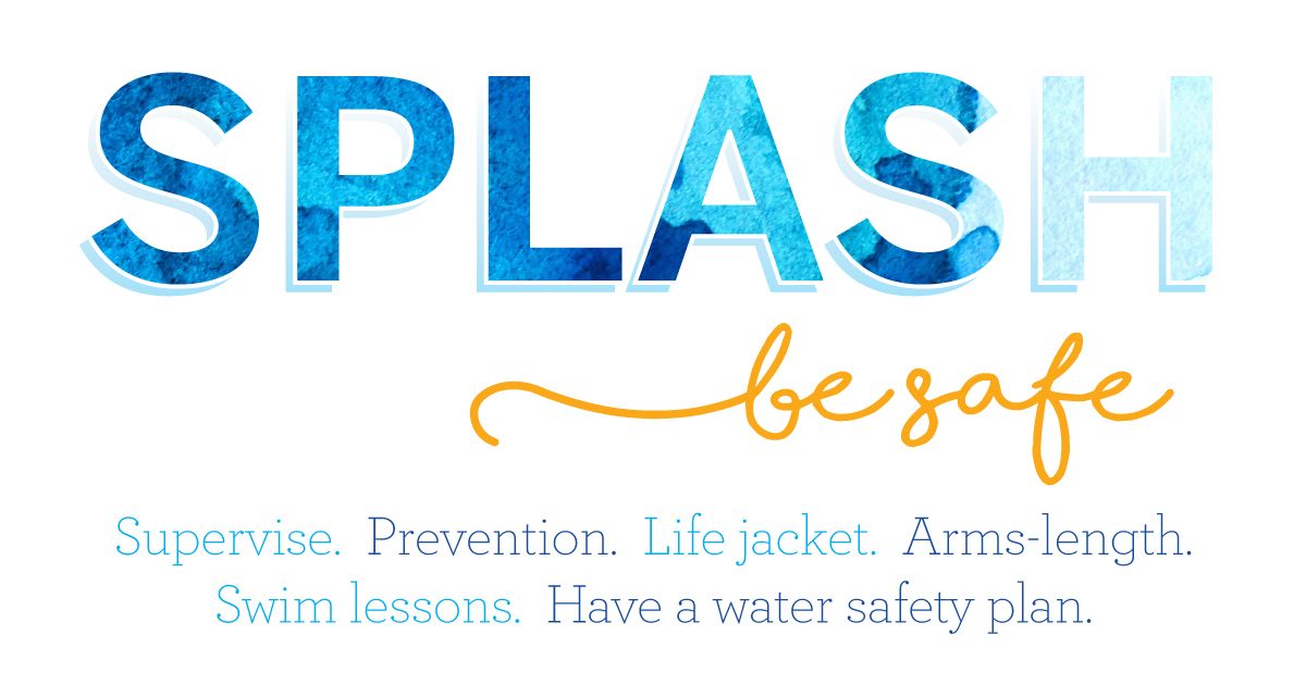 Splash Wear It Anti Drowning Safe Boating Campaigns